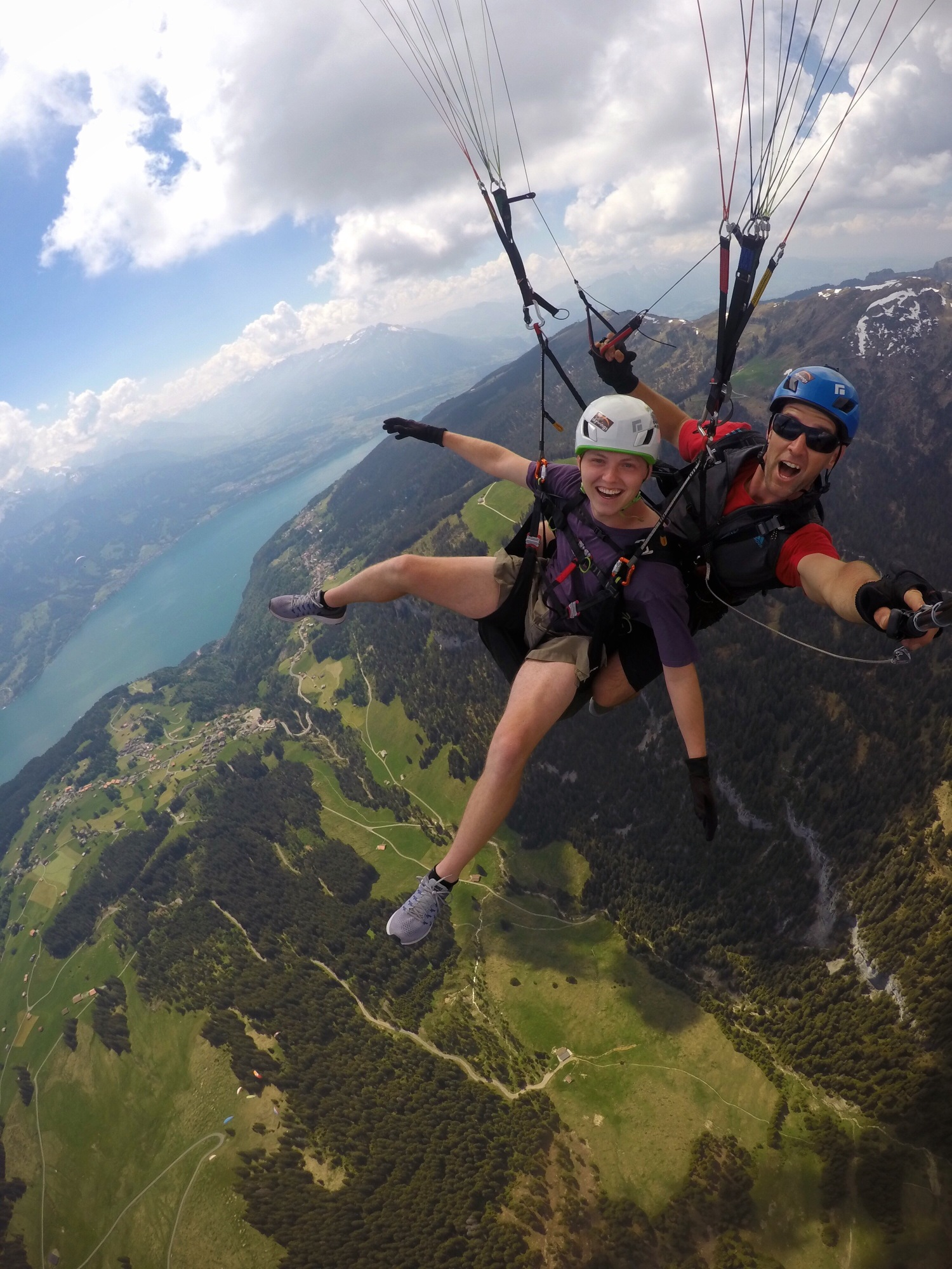 Yesterday, I jumped off a cliff  – Cultural Routes 9